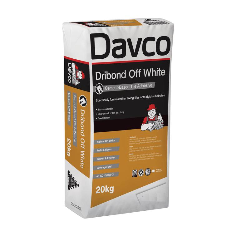 Davco Dribond adhesive