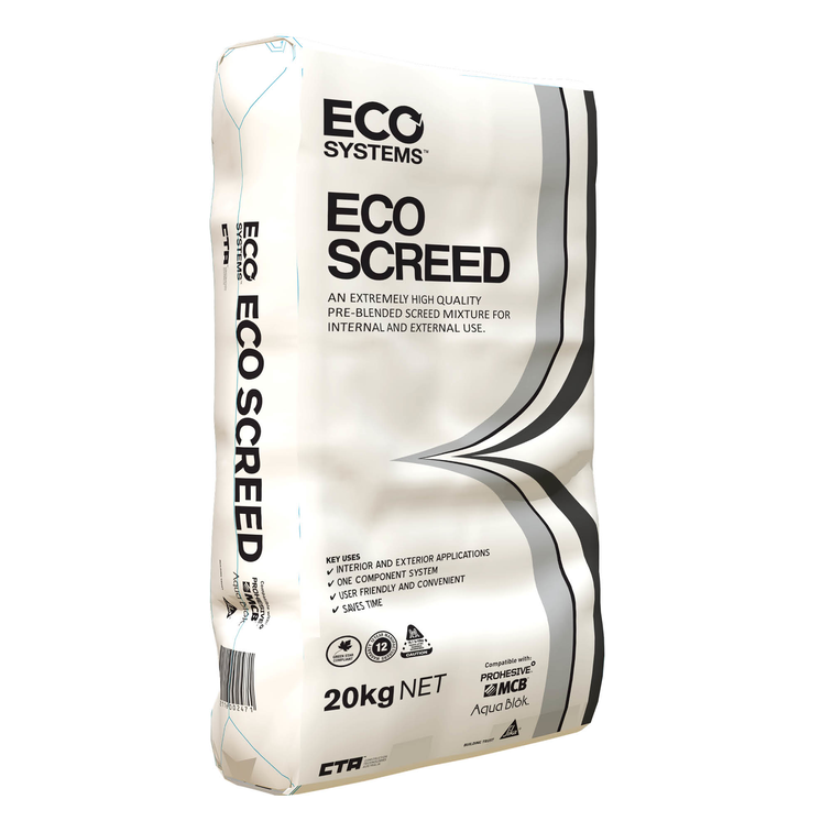 Sika® Eco Systems Eco Screed