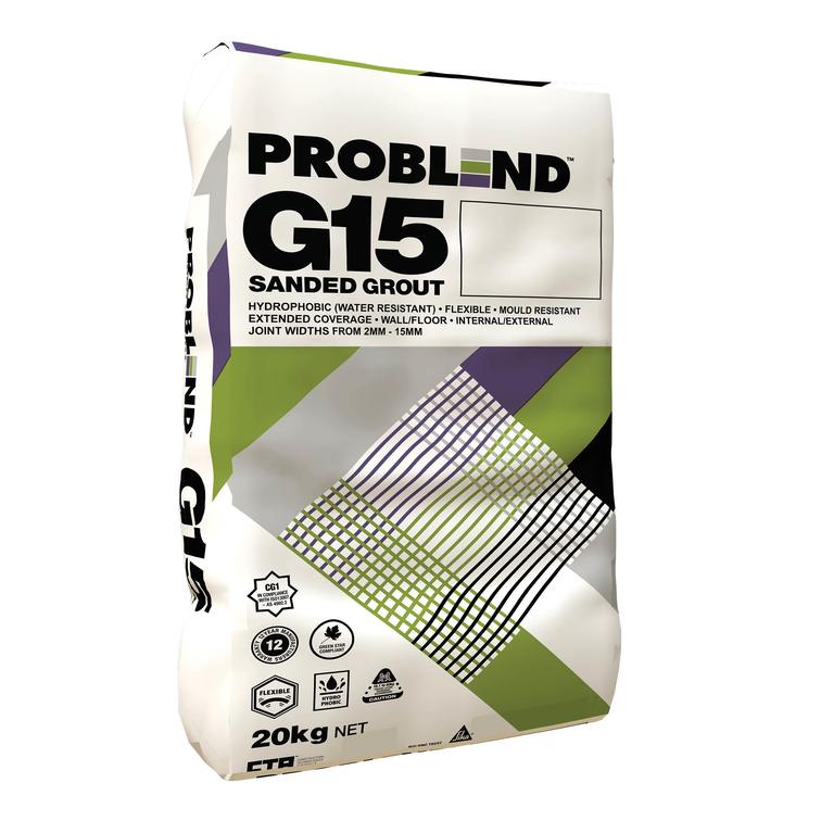 Problend G15 Sanded Colour Grout