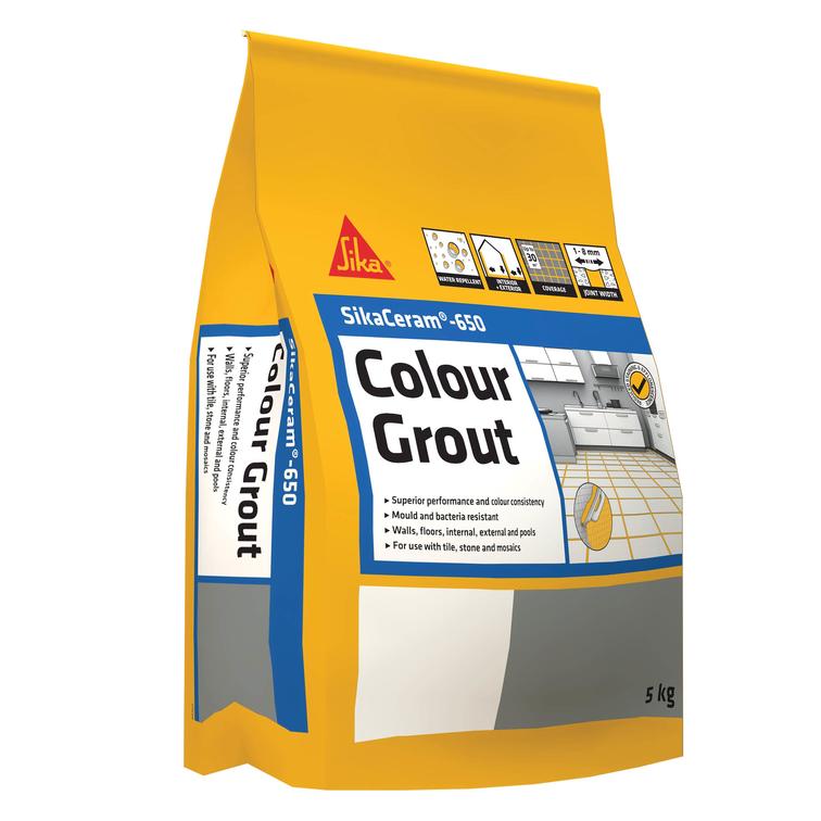 SikaCeram®-650 Colour Grout