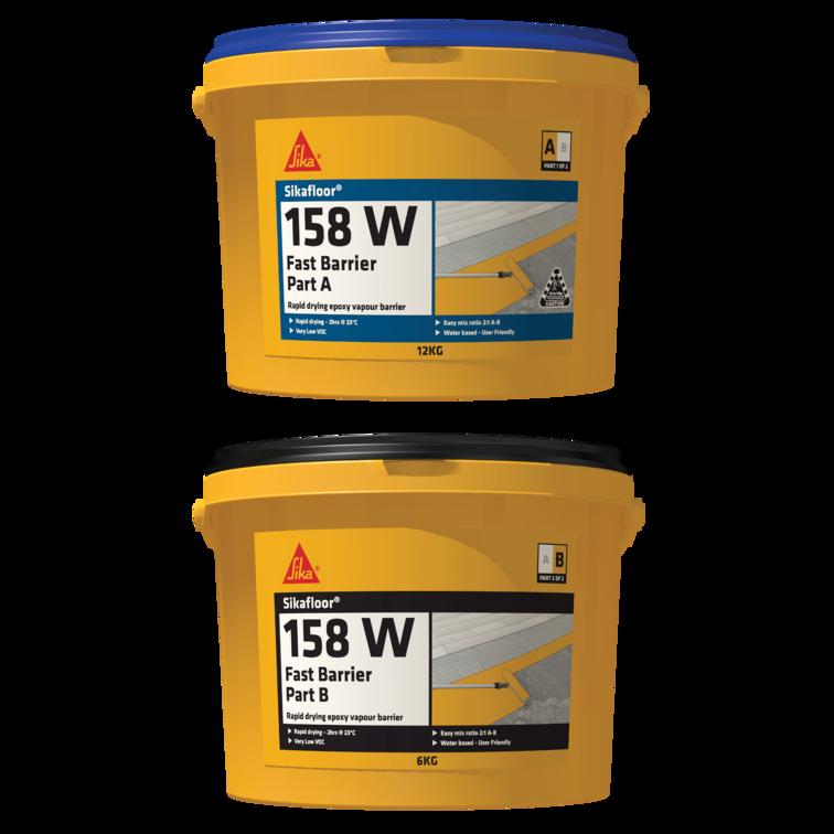 Sikafloor®-158 W Fast Barrier