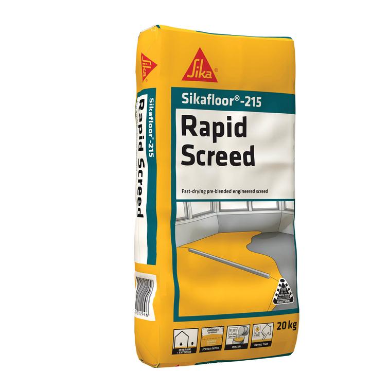 Sikafloor®-215 Rapid Screed
