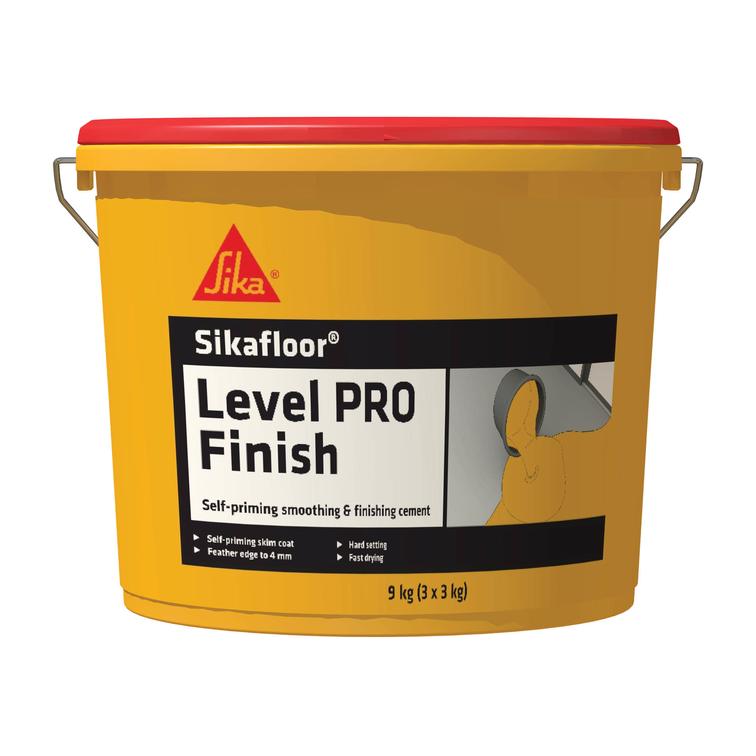 Sikafloor® Level PRO Finish