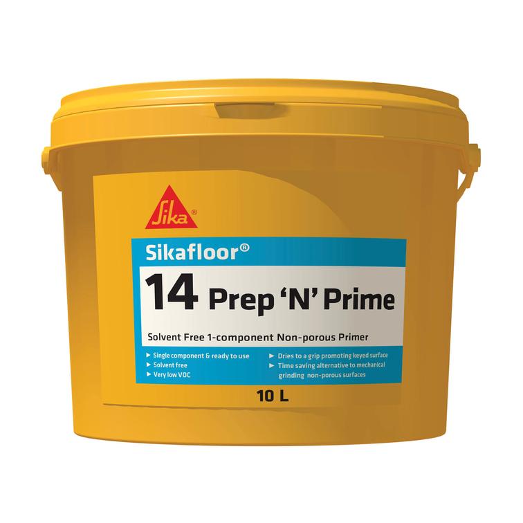 Sikafloor®-14 Prep 'N' Prime