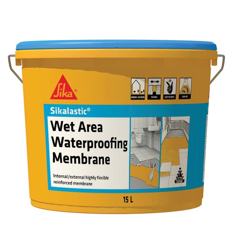 Sikalastic® Wet Area Waterproofing Membrane