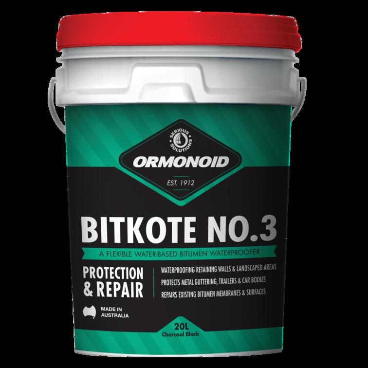 Ormonoid Bitkote No.3