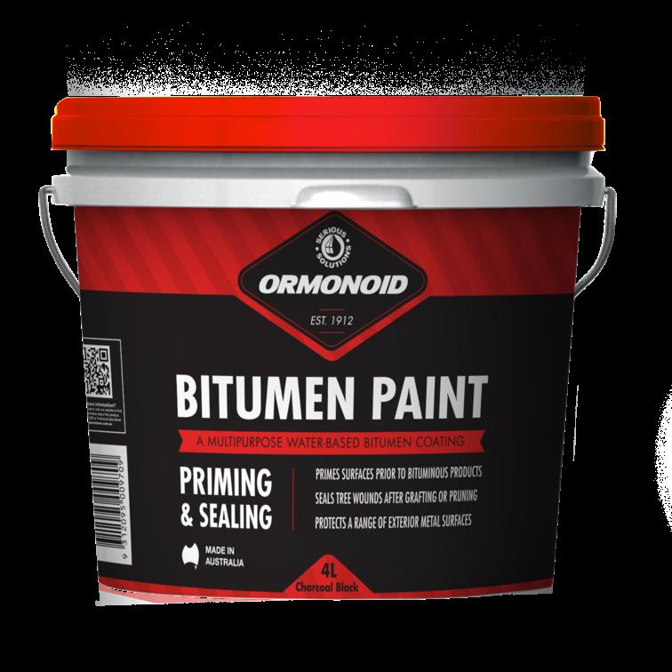 Ormonoid Bitumen Paint