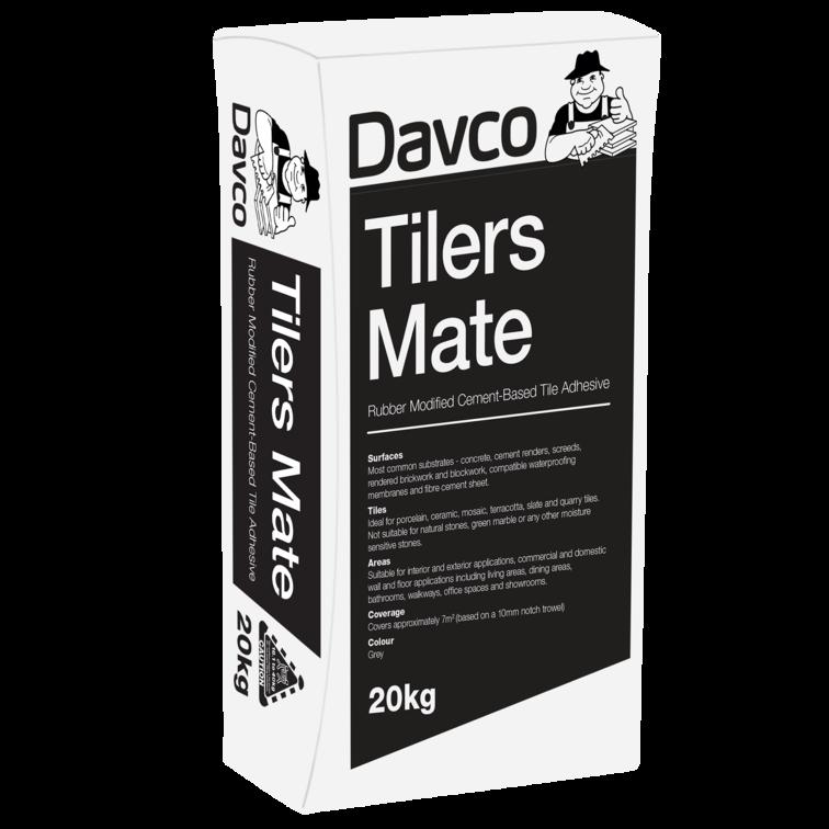 Tilers Mate Adhesive