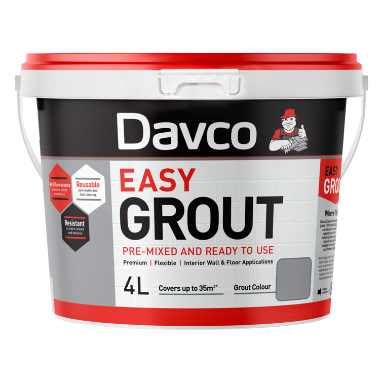 Davco Easy Grout