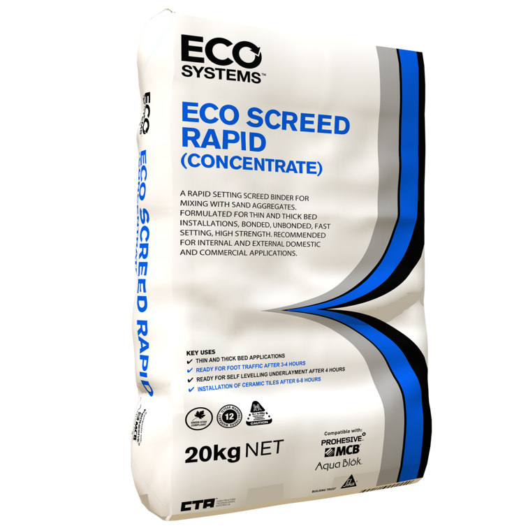 Eco Screed Rapid Concentrate