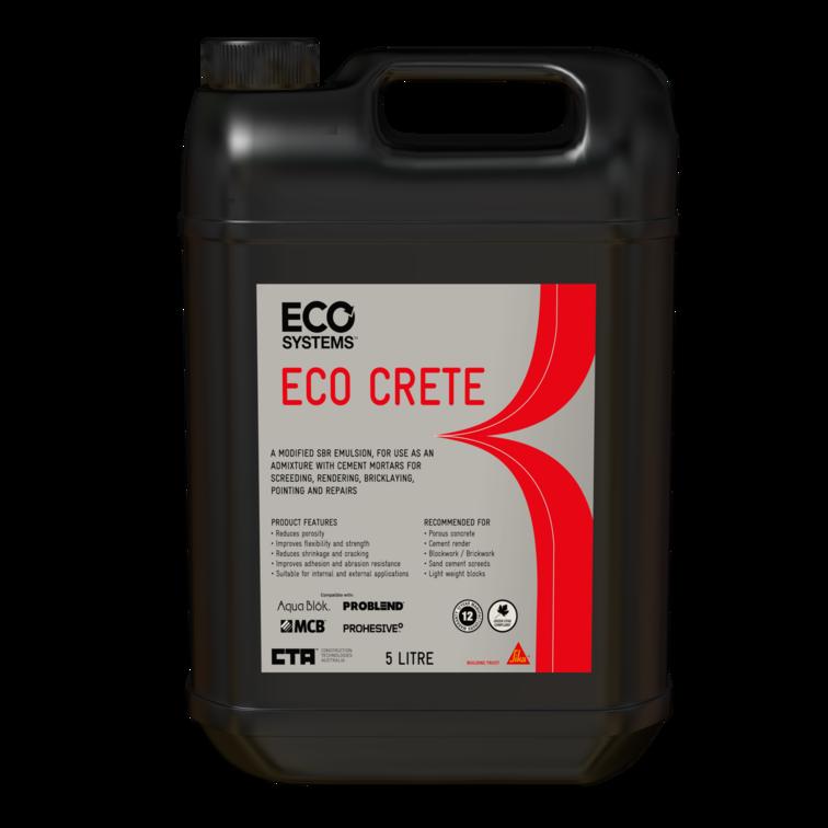 Ecocrete