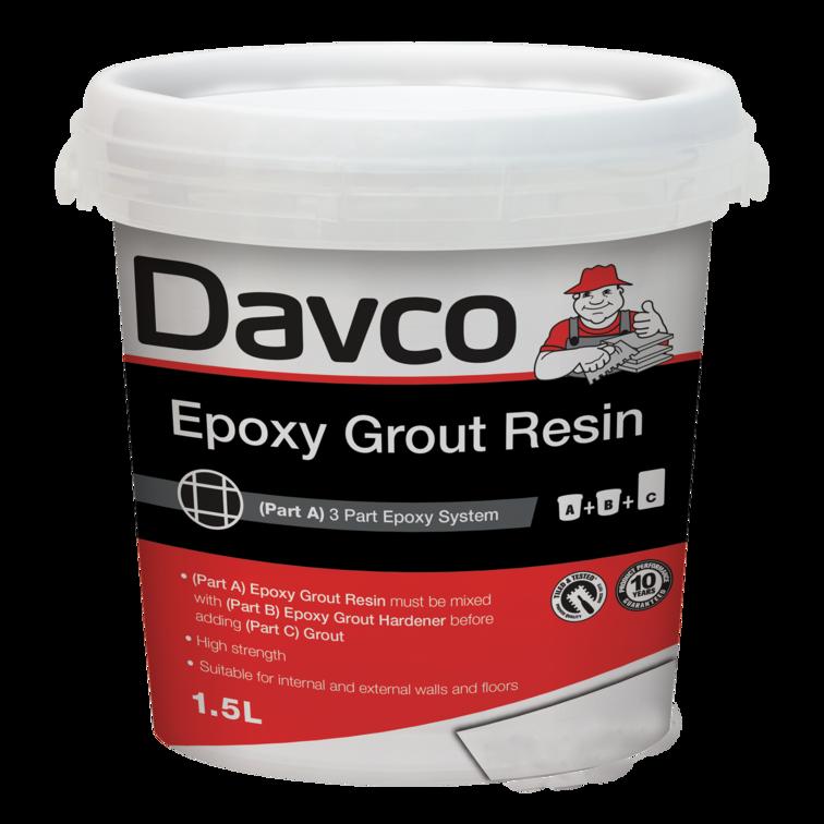 Davco Epoxy Grout