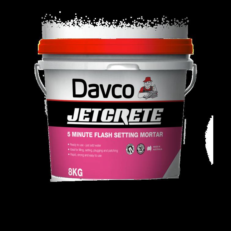 Davco Jetcrete