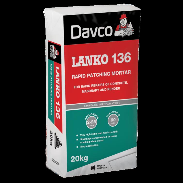 LANKO 136 Rapid Patching Mortar