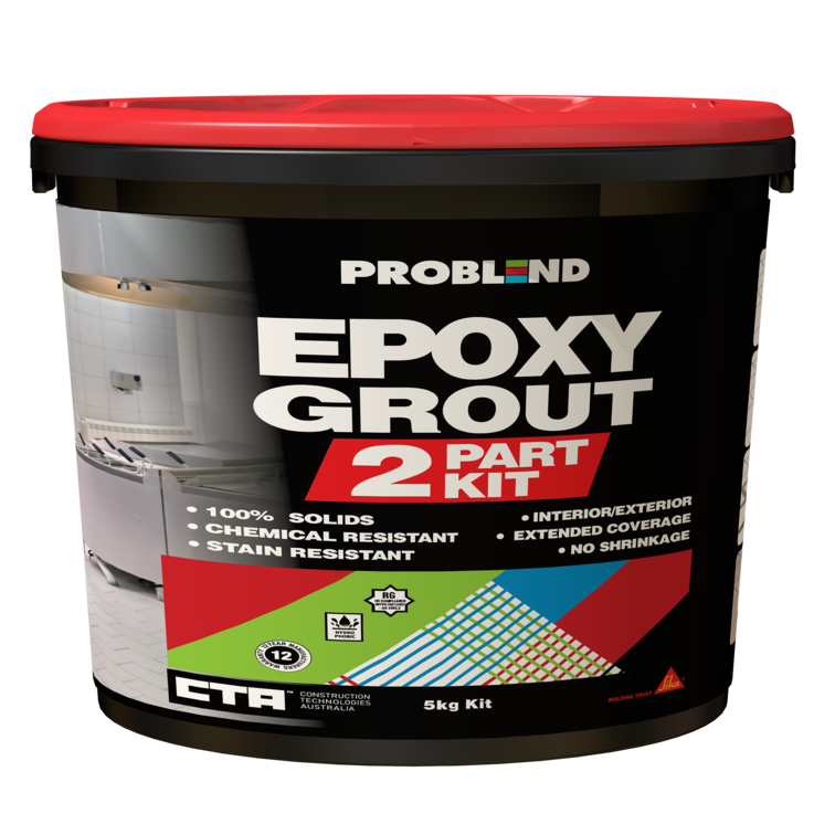 sika problend epoxy grout
