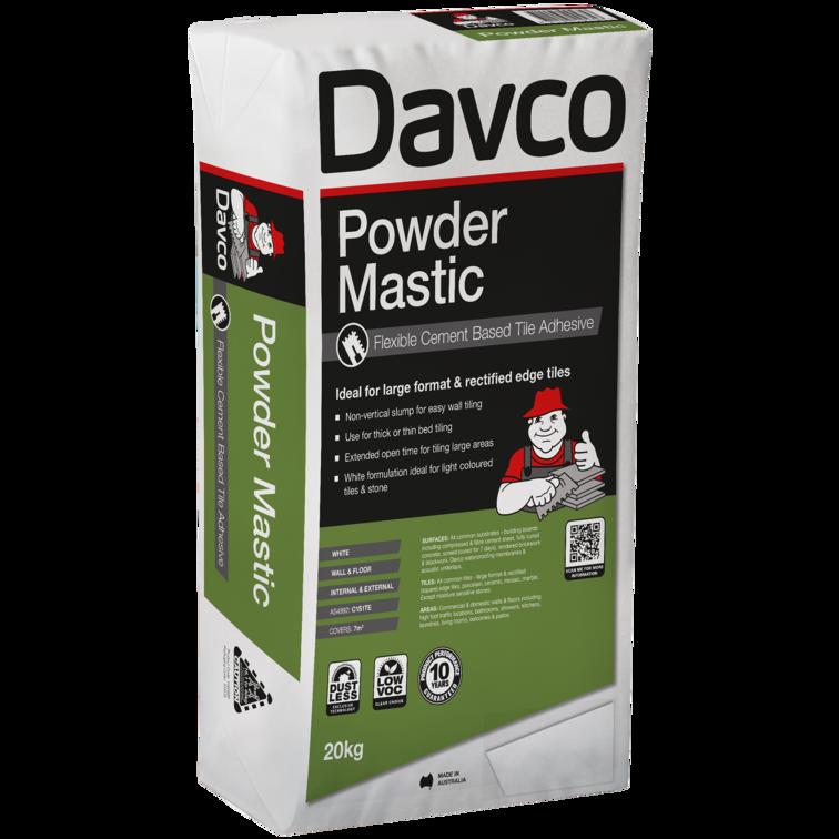 Davco Powder Mastic