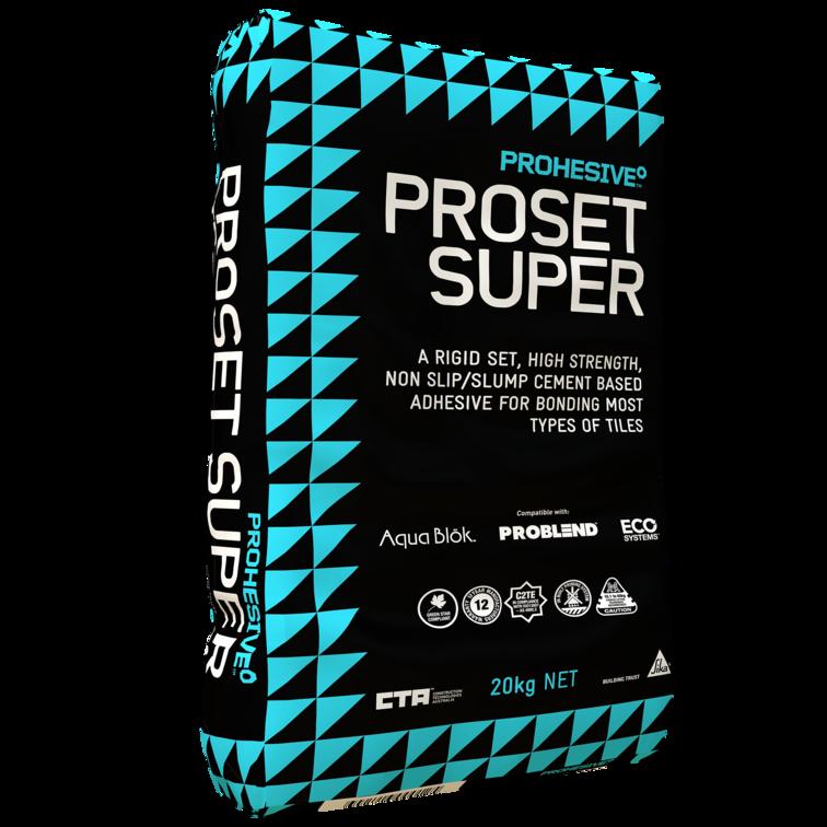 Prohesive Proset Super