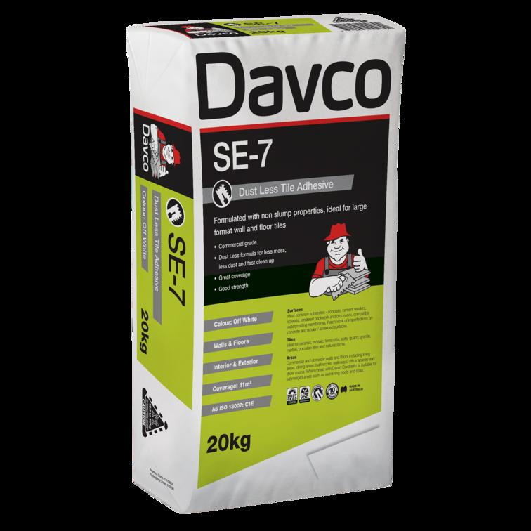 Davco SE-7 adhesive