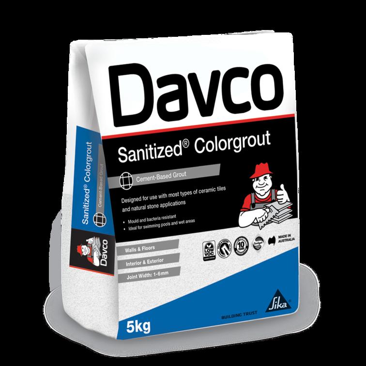 Davco Sanitized Colorgrout