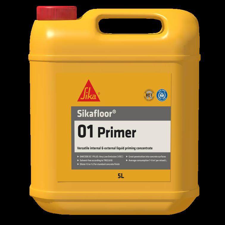 Sikafloor®-01 Primer