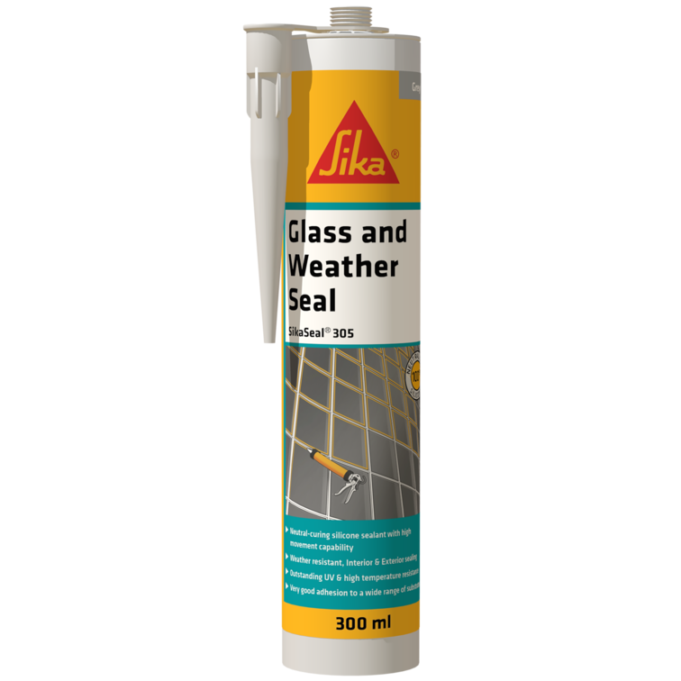 SikaSeal®-305 Glass and Weather Seal