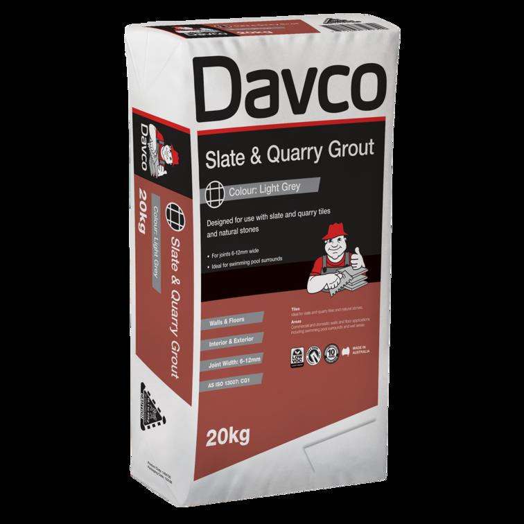 Davco Slate & Quarry Grout