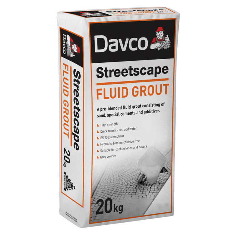 Davco Streetscape Fluid Grout