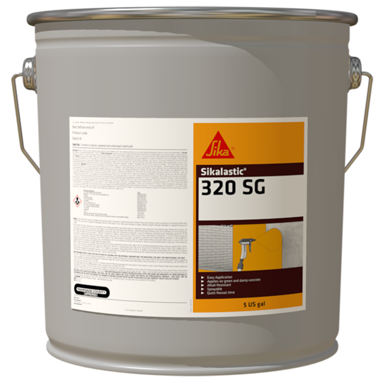 Sikalastic®-320 SG