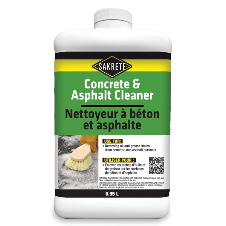 SAKRETE Concrete & Asphalt Cleaner