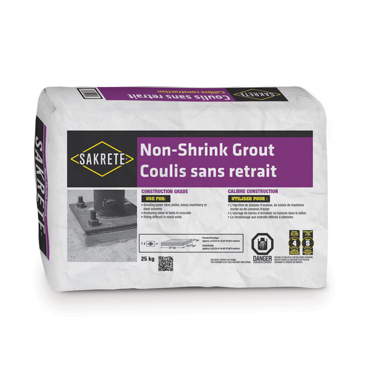 SAKRETE Non-Shrink Grout