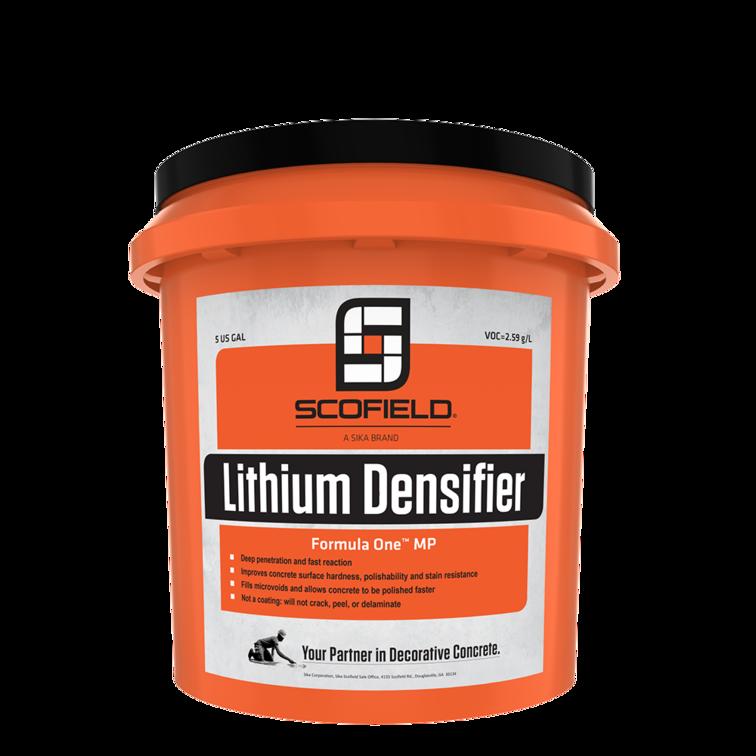 SCOFIELD® Formula One™ Lithium Densifier MP