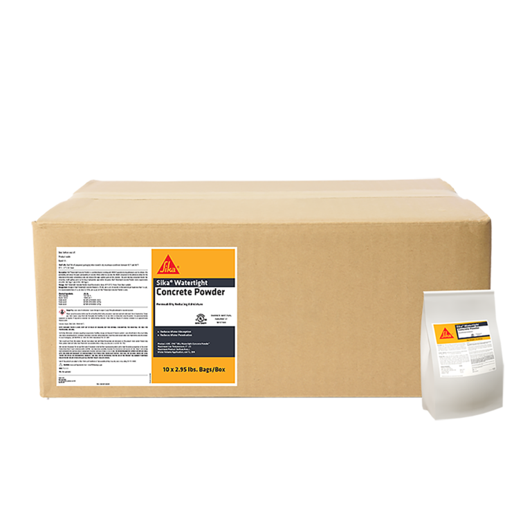 Sika® Watertight Concrete Powder