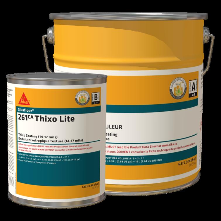 Sikafloor®-261 CA Thixo Lite