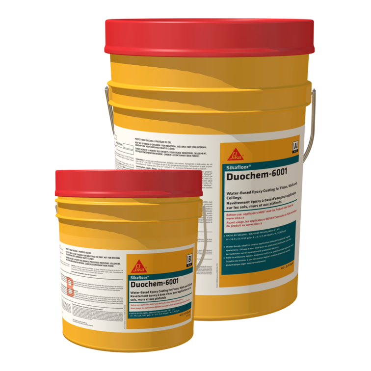 Sikafloor® Duochem-6001