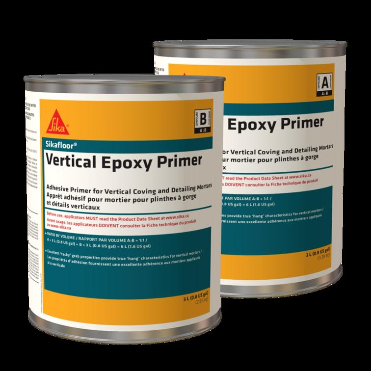 Sikafloor® Vertical Epoxy Primer
