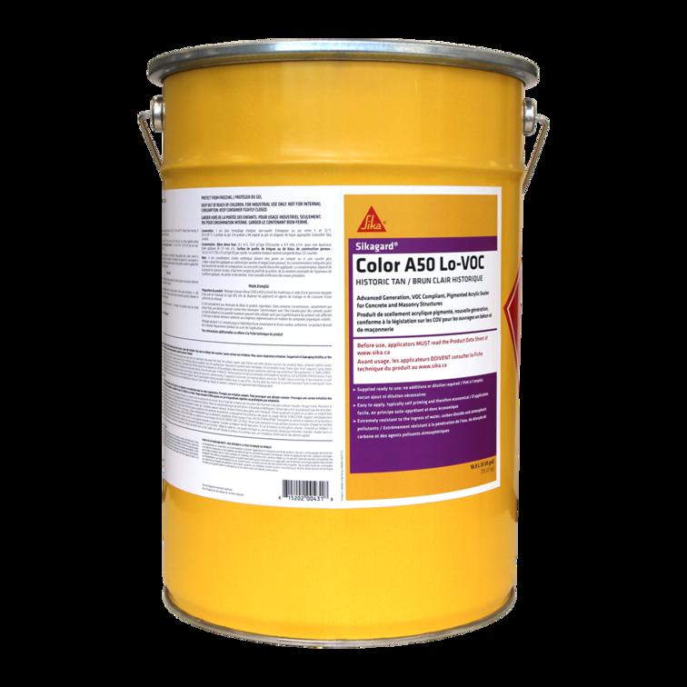 Sikagard® Color A-50 VOC