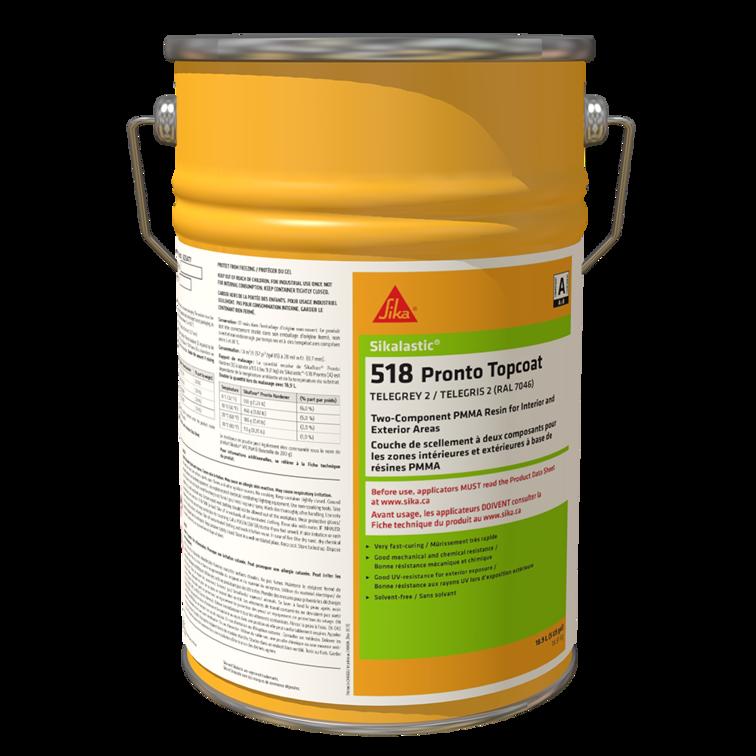 Sikalastic®-518 Pronto Topcoat