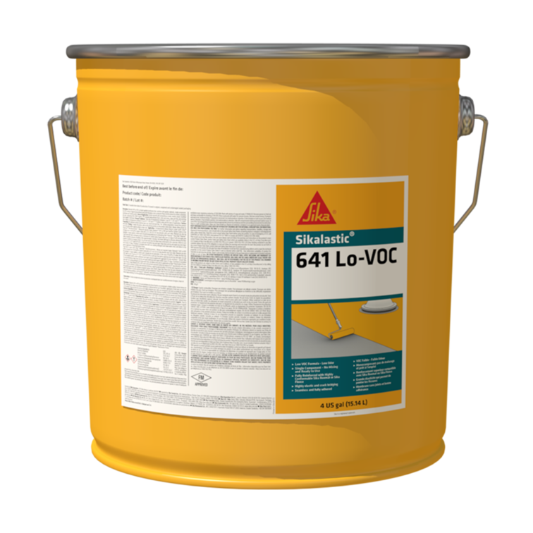 Sikalastic®-641 Lo-VOC