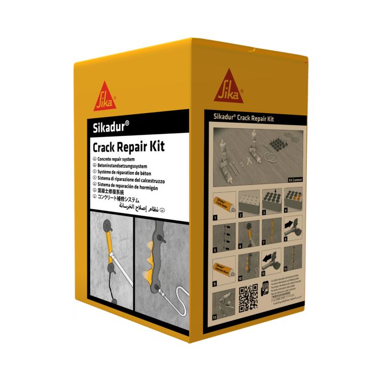 Sikadur® Crack Repair Kit
