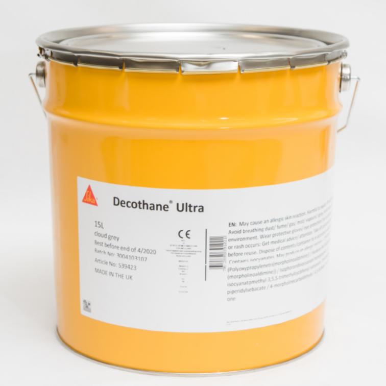Sika® Decothane Ultra Base Coat