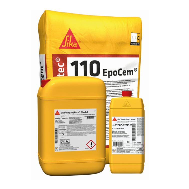 SikaTop® Armatec®-110 EpoCem®