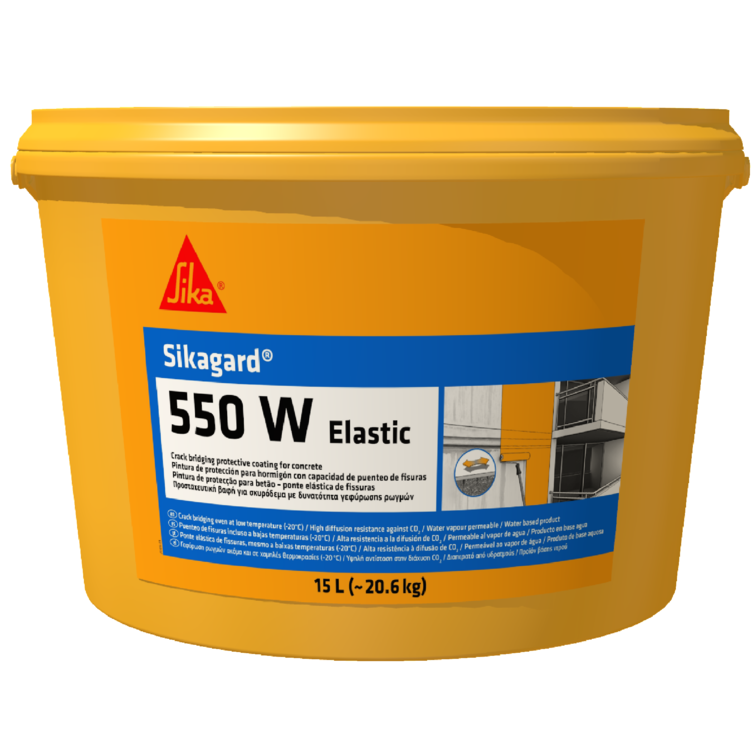 Sikagard®-550 W Elastic