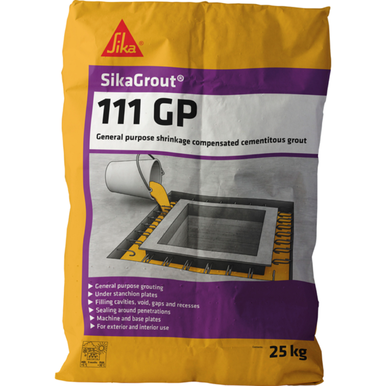 SikaGrout®-111 GP