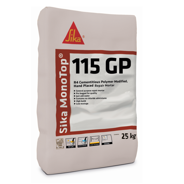 Sika MonoTop®-115 GP