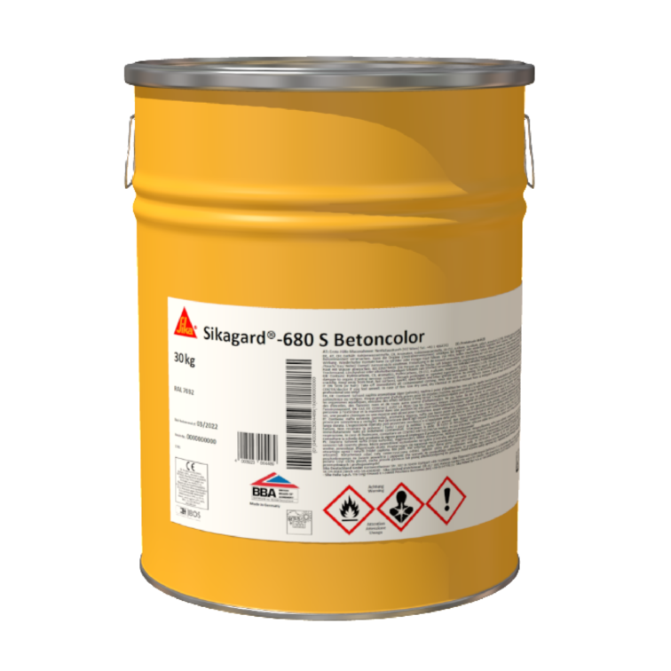 Sikagard®-680 S Betoncolor