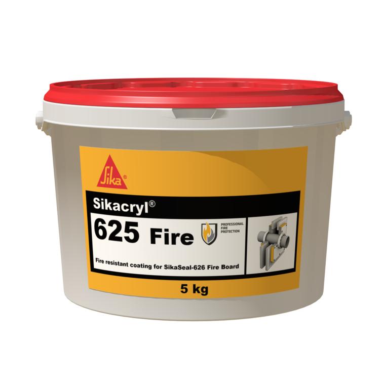 Sikacryl®-625 Fire