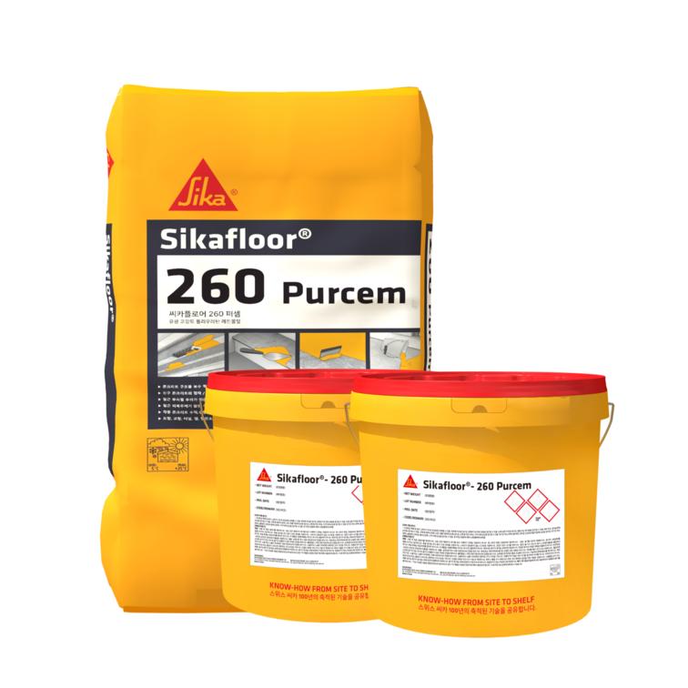 Sikafloor®-260 PurCem®