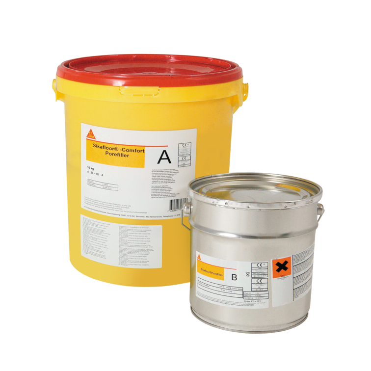 Sikafloor® Comfort Porefiller