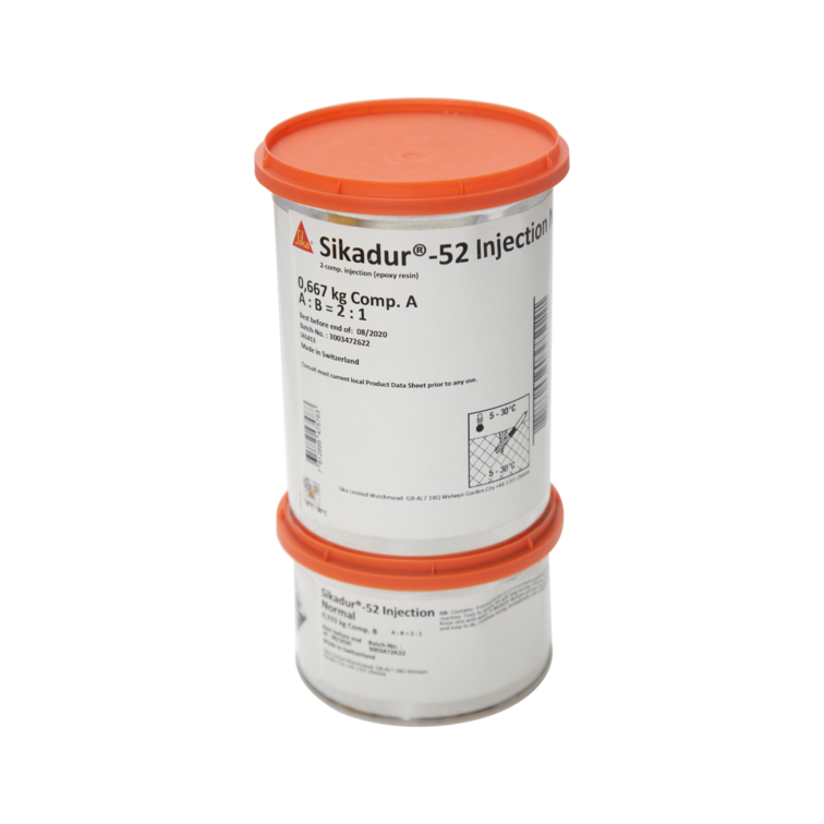 Sikadur®-52 Injection Normal