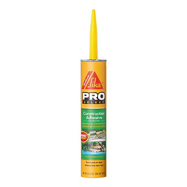 SikaBond® Construction Adhesive